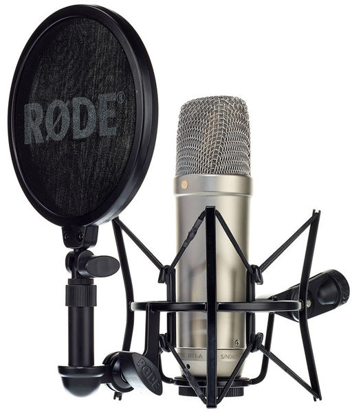 Rode NT1-A Complete Vocal Recording Glenn Fricker