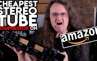 Cheapest Tube Compressor on Amazon