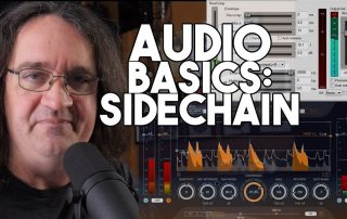 AUDIO BASICS- Sidechain Compression HOW & WHY