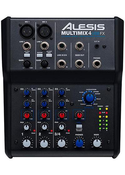 Alesis mixer
