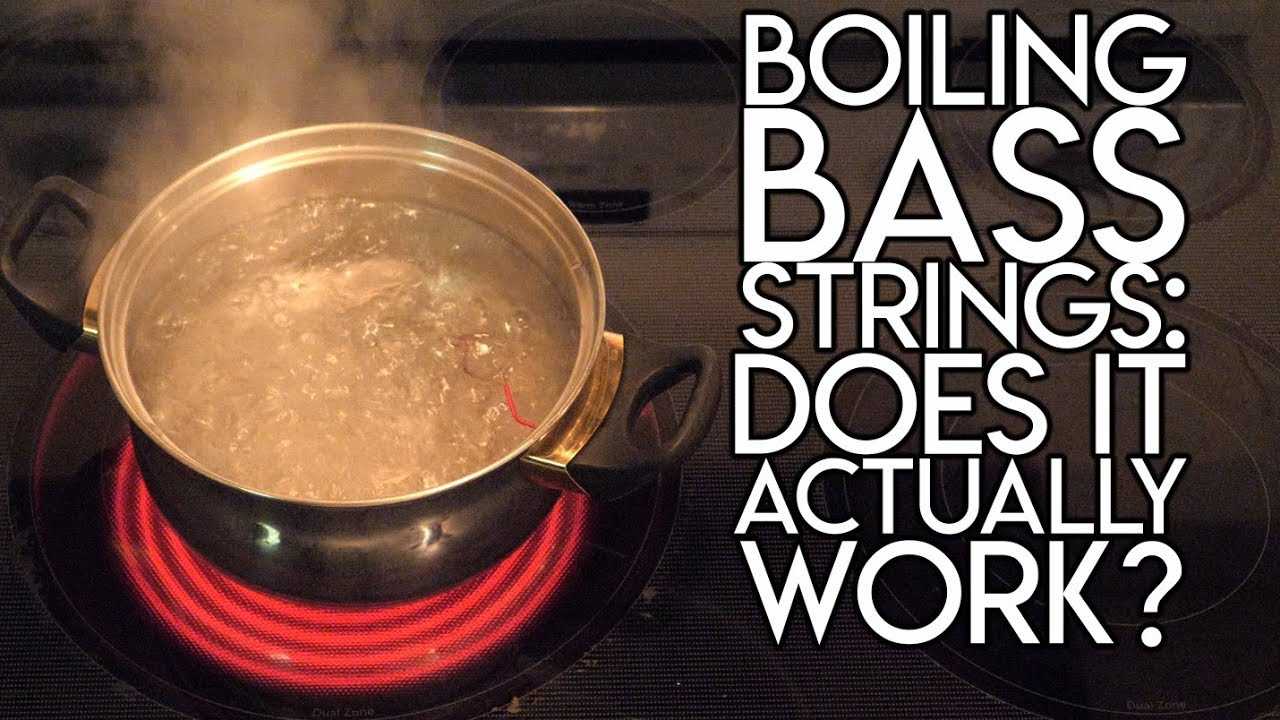 Boiling Bass Strings In Vinegar : boiling bass strings does it actually work ~ Russianpoet.info Haus und Dekorationen