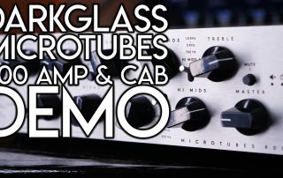 Darkglass Microtubes 900 Amp & Cabinet