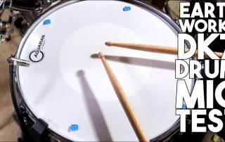 Earthworks DK7 Drum Mic Kit_Review