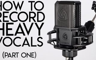 How to RECORD HEAVY VOCALS