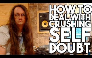 How to deal with CRUSHING SELF DOUBT
