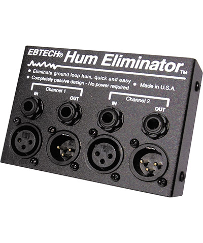 Hum Eliminator