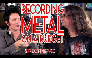 Recording METAL on a BUDGET