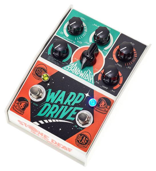 Stone Deaf Warp Drive Hi Gain Dist