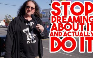 Stop Dreaming and DO IT! | Spectre VC