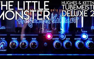 The Little Monster- Hughes & Kettner Tubemeister Deluxe 20
