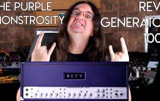 The Purple Monstrosity-Revv Generator 100P