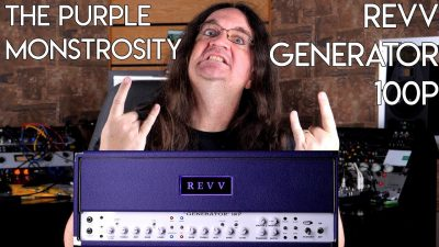 The Purple Monstrosity-Revv Generator 100P