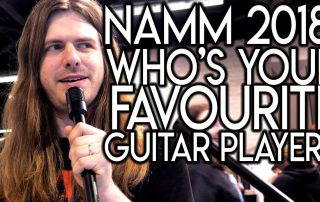 Who's your favorite Guitar Player