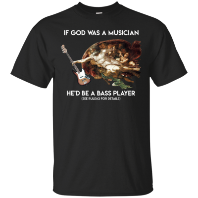 If god was a musician