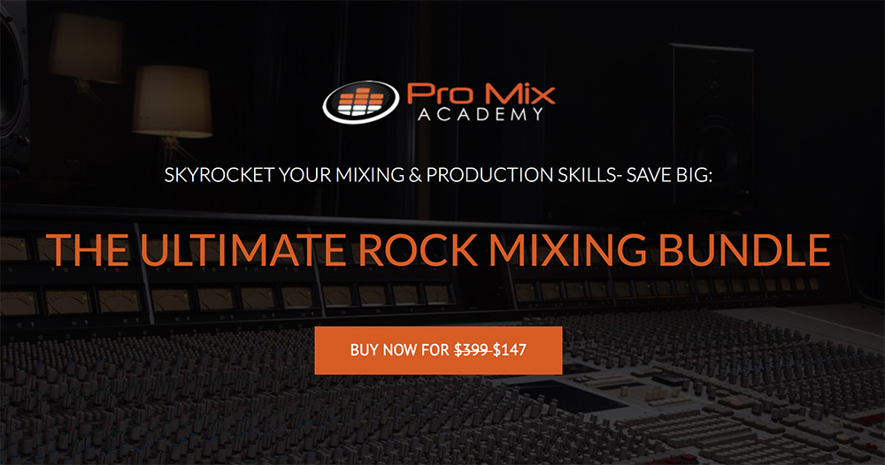 rock mixing bundle