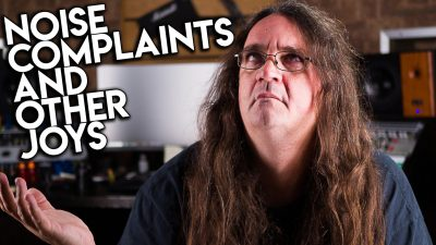 Noise Complaints and other joys